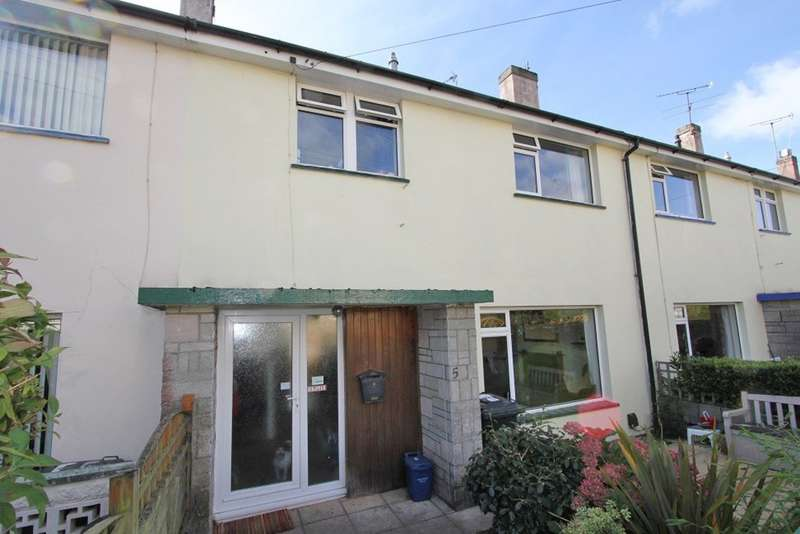 3 Bedrooms Terraced House for sale in Weavers Way, Kingskerswell