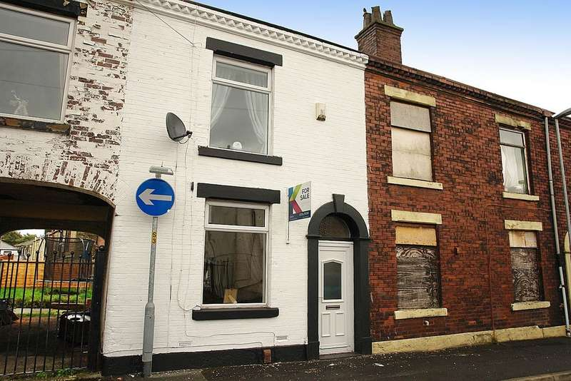3 Bedrooms Terraced House for sale in Cyril Street, Shaw