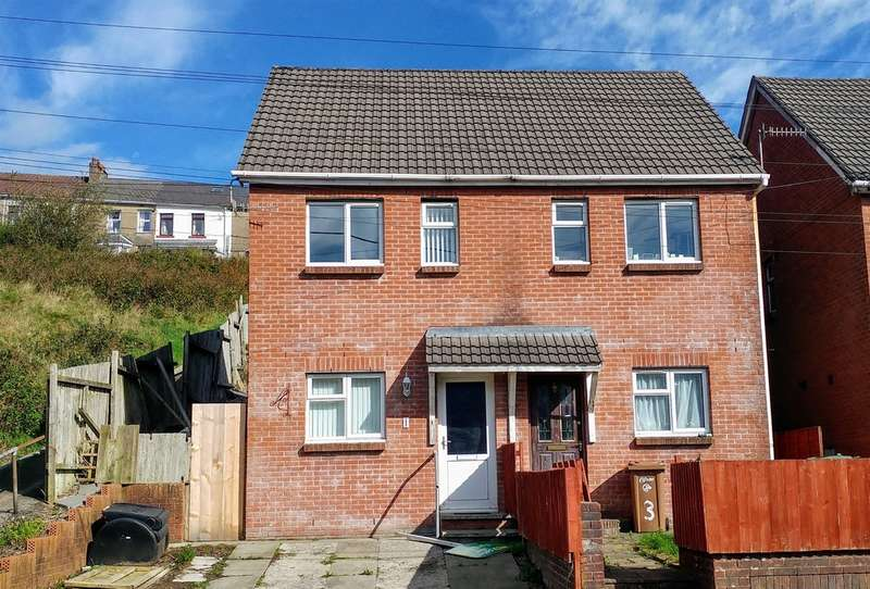 3 Bedrooms End Of Terrace House for sale in Stanley Street, Senghenydd, Caerphilly