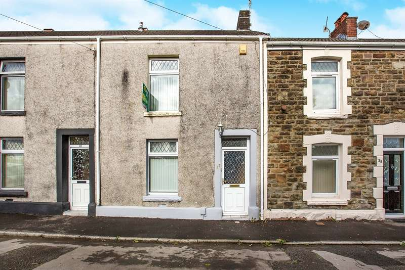 3 Bedrooms Terraced House for sale in Idris Terrace, Plasmarl, Swansea