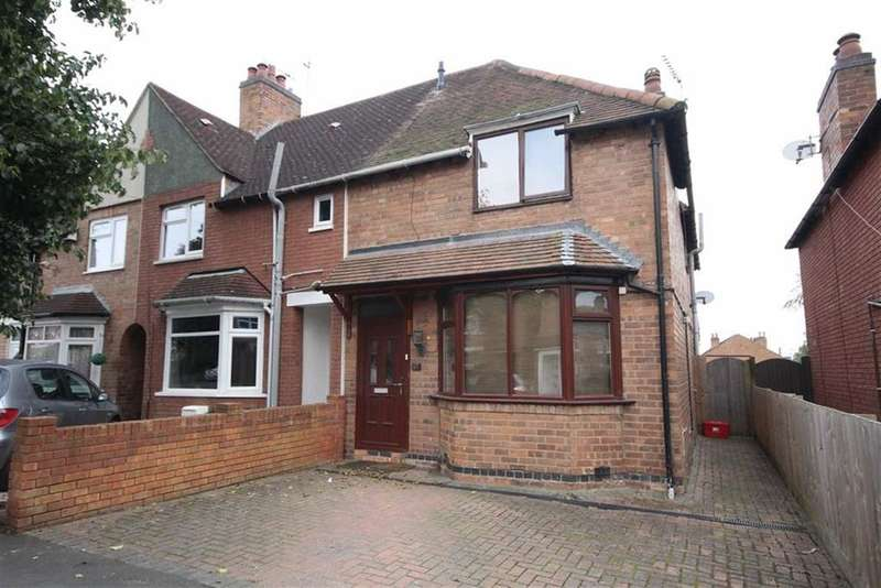 4 Bedrooms End Of Terrace House for sale in Beauchamp Road, Warwick, CV34