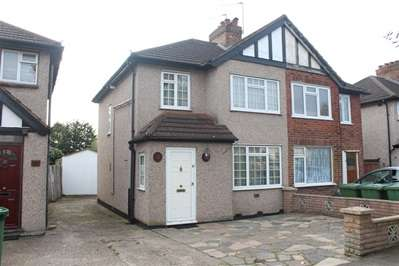 3 Bedrooms Semi Detached House for sale in Clewer Crescent, Harrow Weald