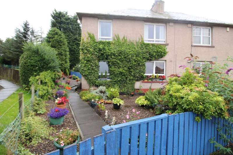 1 Bedroom Flat for sale in Park Circle, Markinch, Glenrothes, KY7