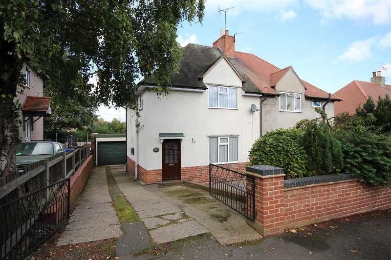 3 Bedrooms Semi Detached House for sale in Little Hallam Lane, Ilkeston
