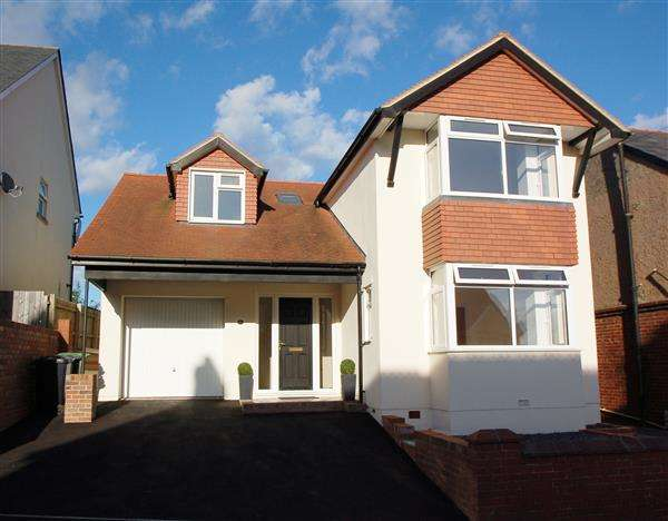 4 Bedrooms Detached House for sale in GROVE ROAD, LYDNEY
