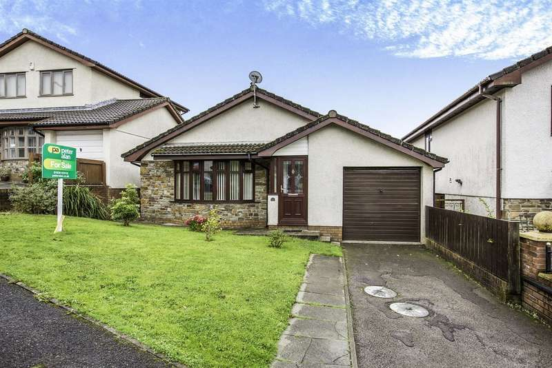3 Bedrooms Detached Bungalow for sale in The Meadows, Cimla, Neath