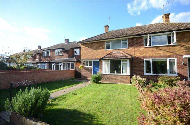 4 Bedrooms Semi Detached House for sale in Walpole Road, Old Windsor, Windsor