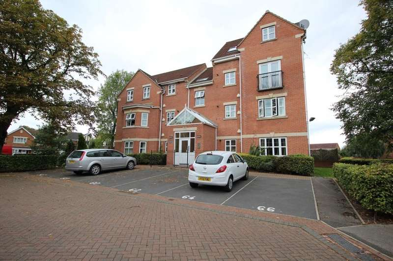2 Bedrooms Flat for sale in Pickard Drive, Sheffield, S13