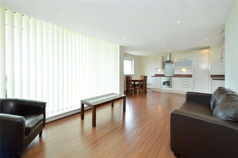 2 Bedrooms Flat for sale in Drift Court, 1 Basin Approach, London, E16