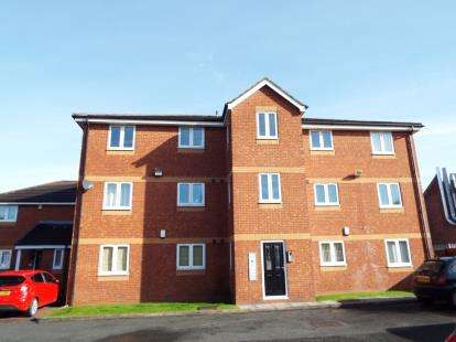 1 Bedroom Flat for sale in Padiham Close, Leigh, Greater Manchester
