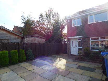 3 Bedrooms Semi Detached House for sale in Riley Close, Sale