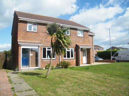 2 Bedrooms Semi Detached House for sale in Upton, Poole, Dorset