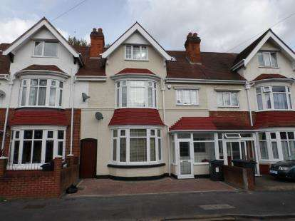 6 Bedrooms Terraced House for sale in Phipson, Sparkhill, Birmingham, West Midlands