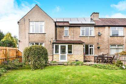 4 Bedrooms Semi Detached House for sale in Matlock Green, Matlock, Derbyshire