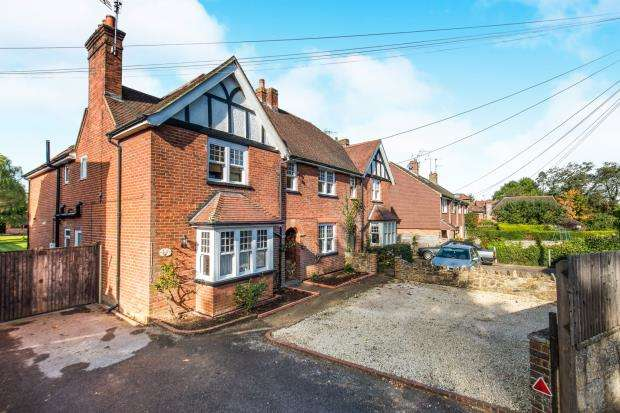 4 Bedrooms Semi Detached House for sale in Witley, Godalming, Surrey