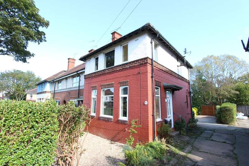 3 Bedrooms Semi Detached House for sale in Annesley Road, Beauchief