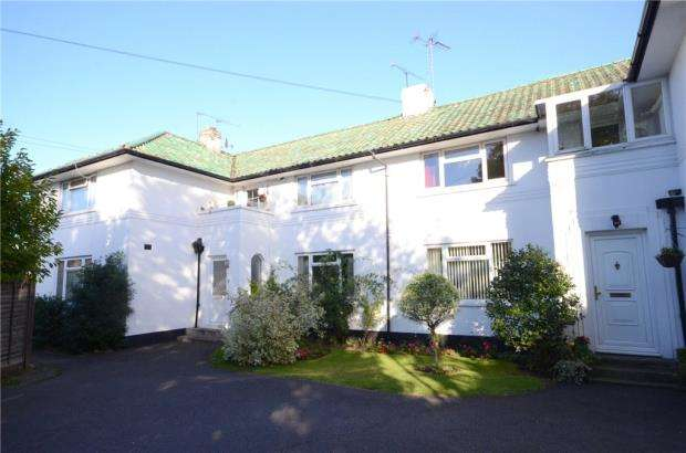 2 Bedrooms Maisonette Flat for sale in Ray Drive, Maidenhead, Berkshire