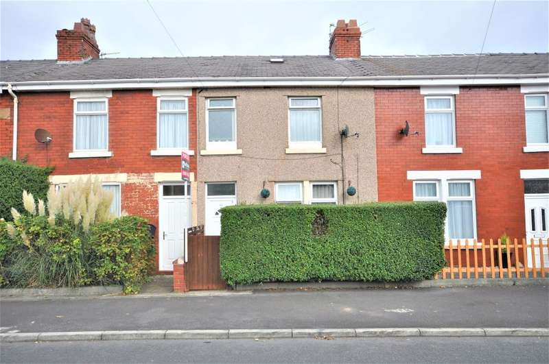 2 Bedrooms Terraced House for sale in Hawes Side Lane, Marton, Blackpool, Lancashire, FY4 5AQ