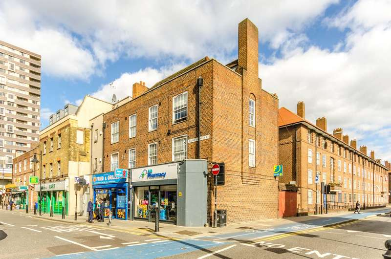 4 Bedrooms Flat for sale in Shadwell Gardens, Shadwell, E1