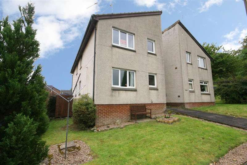 1 Bedroom Apartment Flat for sale in Alyth Drive, Polmont
