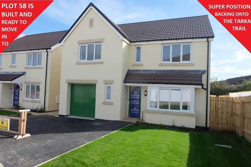 4 Bedrooms Detached House for sale in The Shakespeare,Taw View, Bickington