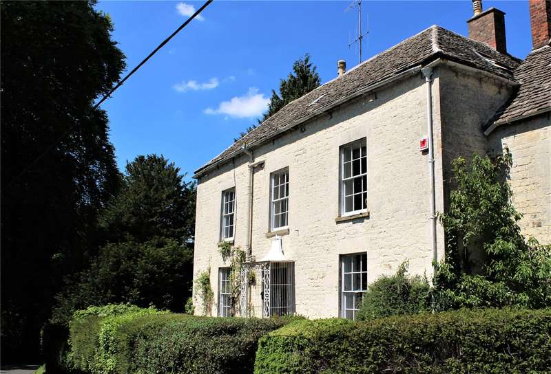 6 Bedrooms Semi Detached House for sale in Balls Green, Minchinhampton, Stroud, Gloucestershire, GL6