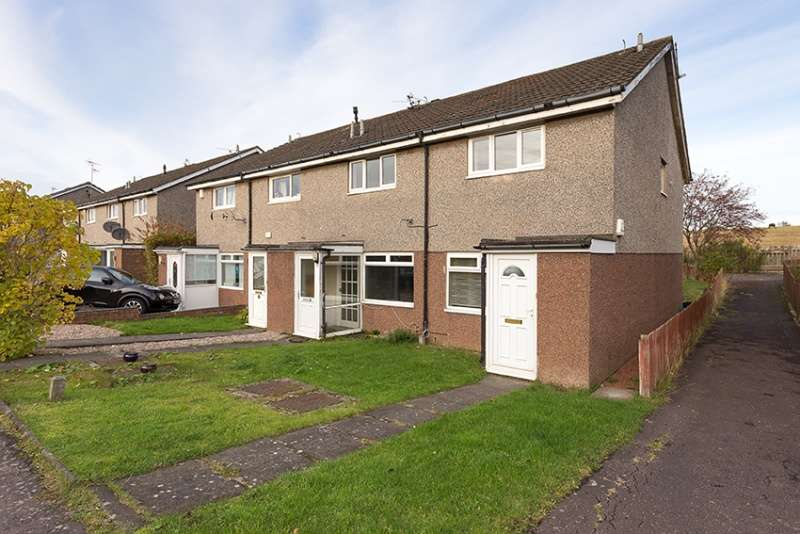 2 Bedrooms End Of Terrace House for sale in Baberton Mains Park, Baberton, Edinburgh, EH14 3DX