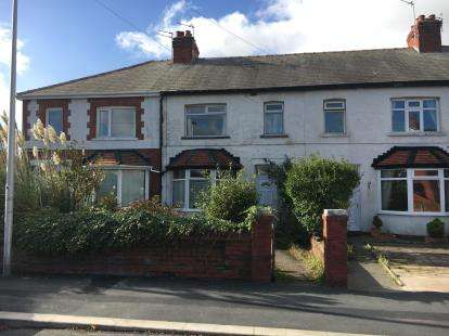 3 Bedrooms Terraced House for sale in Oldfield Avenue, Blackpool, Lancashire, FY2