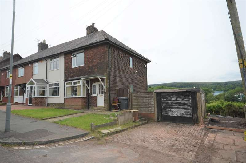 2 Bedrooms Semi Detached House for sale in Spring Vale Garden Village, Darwen