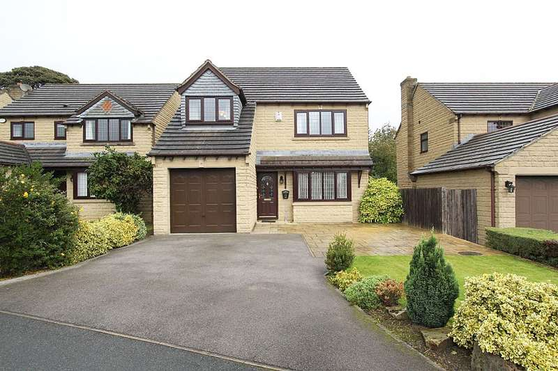 4 Bedrooms Detached House for sale in Moorland Avenue, Baildon, West Yorkshire, BD17 6RW