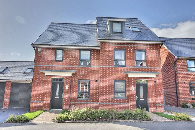 4 Bedrooms Semi Detached House for sale in Montrose Street, Rochdale, Greater Manchester, OL11