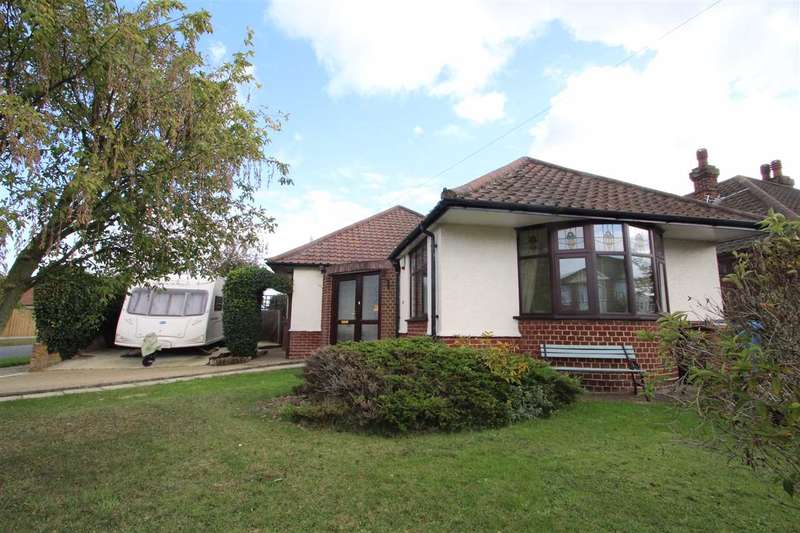 3 Bedrooms Detached Bungalow for sale in Trent Road, Ipswich