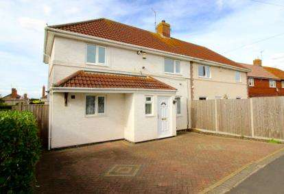 3 Bedrooms Semi Detached House for sale in Heathcote Road, Fishponds, Bristol