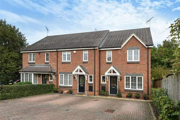4 Bedrooms End Of Terrace House for sale in Arbor Close, WINNERSH, Berkshire