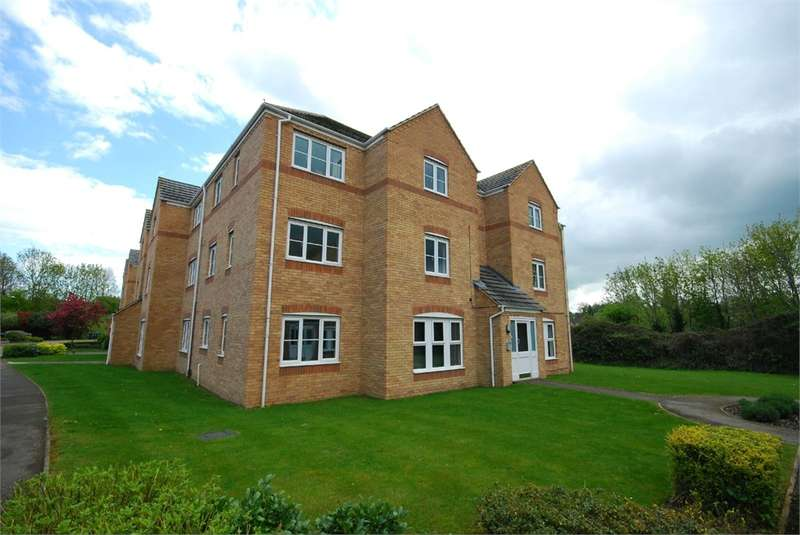 2 Bedrooms Flat for sale in Gardeners End, RUGBY, Warwickshire