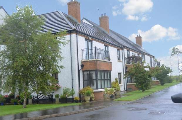 2 Bedrooms Flat for sale in Forthill, Ballycarry, Carrickfergus, County Antrim