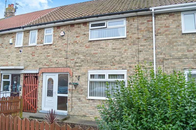 3 Bedrooms Terraced House for sale in Bideford Grove, Hull, HU9