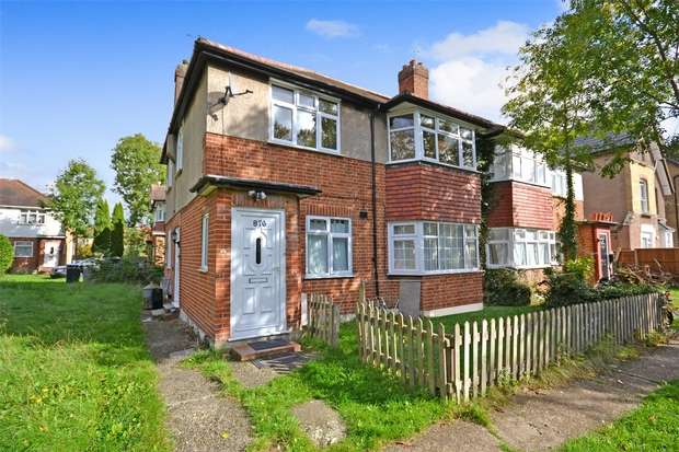 2 Bedrooms Flat for sale in Harrow Road, WEMBLEY, Middlesex