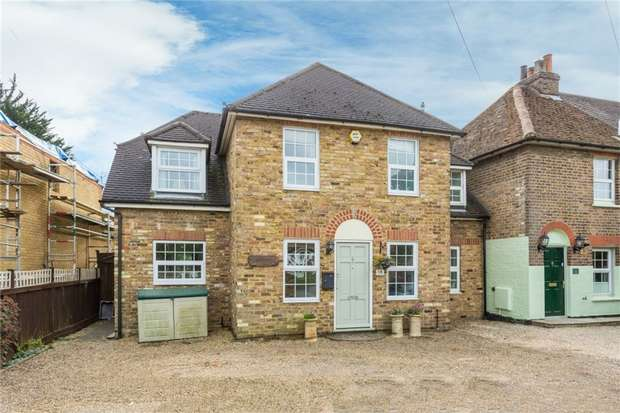 3 Bedrooms Cottage House for sale in 1a Pleasant Cottages, Uxbridge Road, Iver Heath, Buckinghamshire