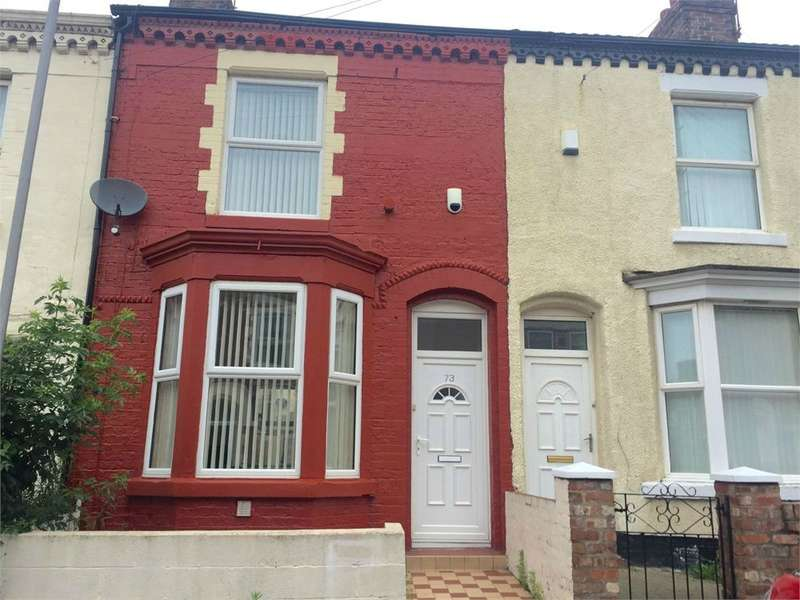 3 Bedrooms Terraced House for sale in Benedict Street, Bootle, Merseyside