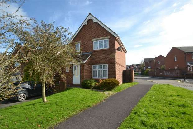 3 Bedrooms Detached House for sale in NEWPORT, Devon