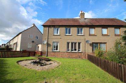 3 Bedrooms Semi Detached House for sale in Thornbridge Gardens, Falkirk
