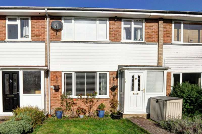 3 Bedrooms Terraced House for sale in Mere Close, Marlow