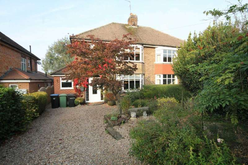 4 Bedrooms Semi Detached House for sale in Uppingham Road, Leicester