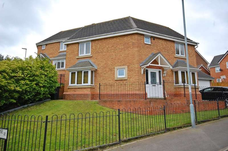 3 Bedrooms Detached House for sale in Beechwood Close , Sacriston , Durham