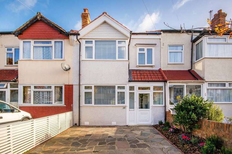 4 Bedrooms House for sale in Windermere Road, Streatham Vale, SW16