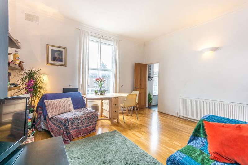 2 Bedrooms Flat for sale in Lea Bridge Road, Clapton, E5