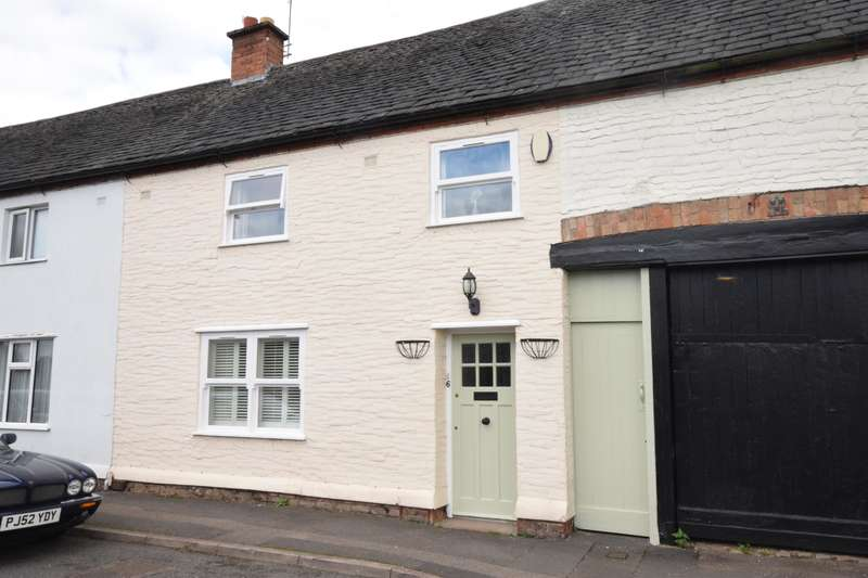 2 Bedrooms Semi Detached House for sale in Anstey Lane, Thurcaston, Leicester, LE7 7JA