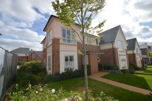 3 Bedrooms End Of Terrace House for sale in East Mallard Lane, Turnstone Road, Millbrook Village, Exeter