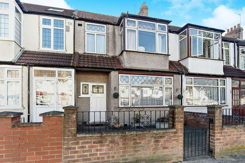 3 Bedrooms Property for sale in Manor Road, Mitcham, CR4